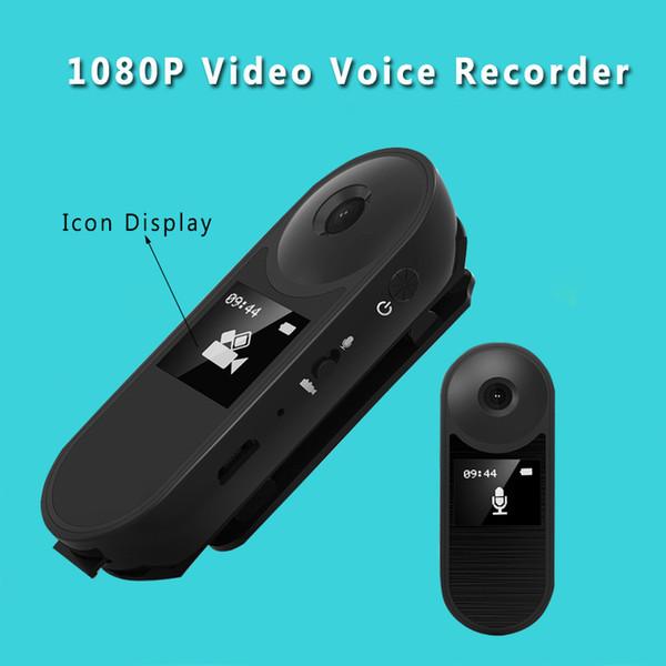 Full HD 1080P Micro Camera H.264 Mini Camera Audio Voice Recorder Digital Video Cam Mini Camcorder With With Small Display