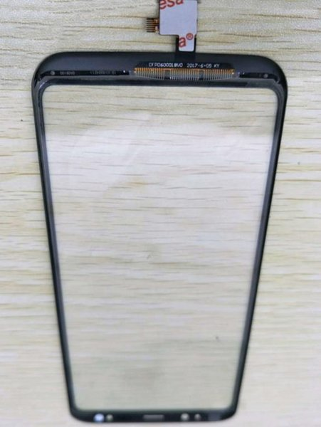 front touch screen CFP060001 BVO LCD display glass panel screen F602438VB FOR china mtk 6.2 inch s8 s8+ CALLphone