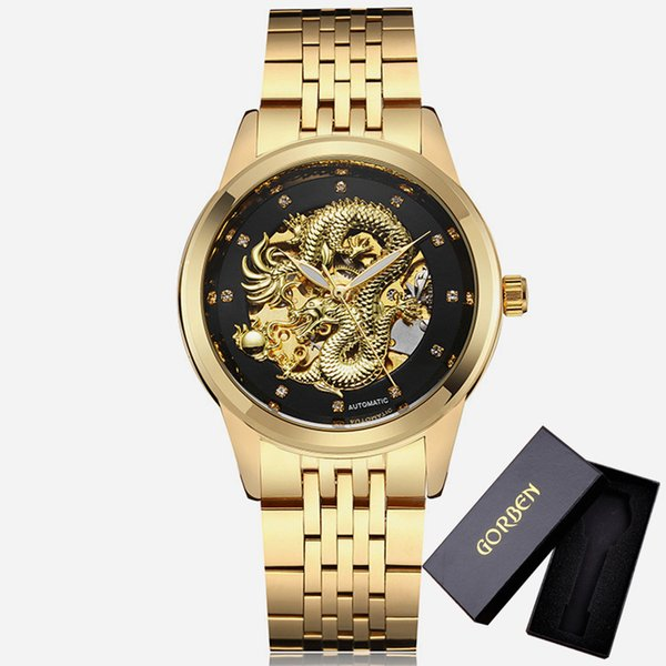 black-gold with box