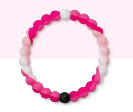 top popular New Pink Neno Bracelet with Original Tag and Individual Bag Mud from Dead Sea Snow from Mount High Quality 2019
