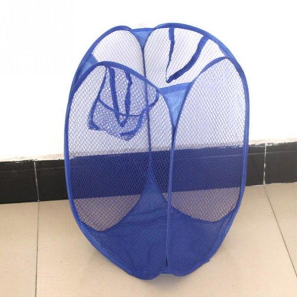 En gros la marque 100% nouveaux vêtements lessive pliable panier flexible vêtements sales légers panier sac de rangement Hot vente