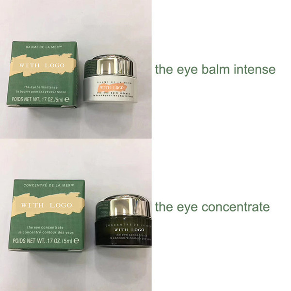 top popular Famous brand 1a mer eye cream the eye balm intense cream & the eye concentrate cream 5ml 2021