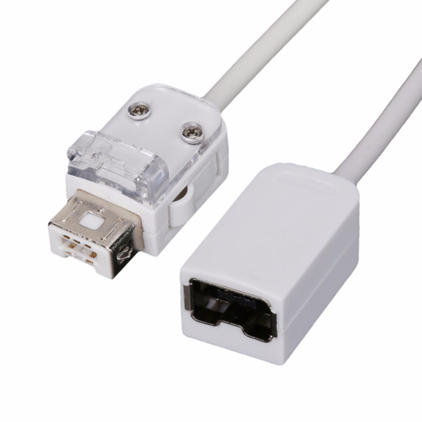 best selling ALLOYSEED White 3m 9.8FT Extension Cable Cord For Nintendo For Wii  Mini NES Classic Controller Edition Handle Extension Cord