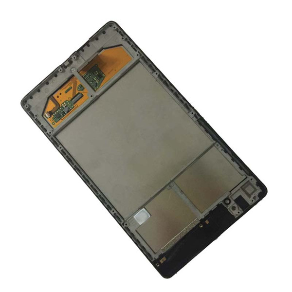 For ASUS Google Nexus 7 2nd ME570 ME571 Gen 2013 Wifi Touch Screen Panel Digitizer + LCD Display Monitor Assembly with Frame