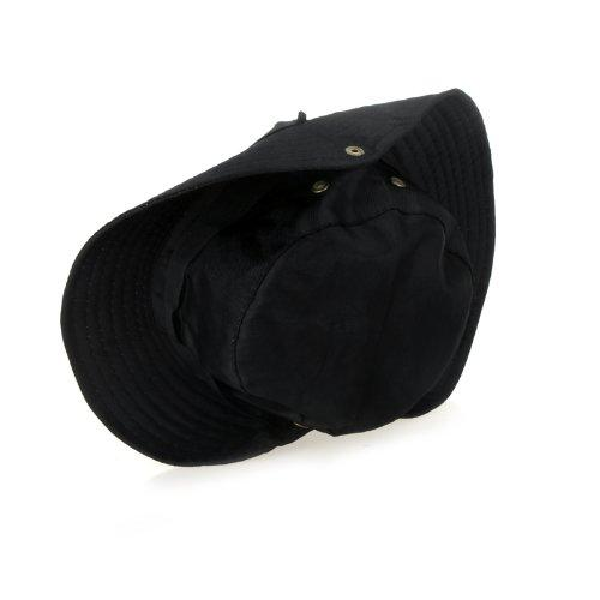 c7f68850650 NEW Outdoor Men Women Unisex Hat For Fishing Trekking Camping Hiking Sport Sun  Cap Round Rim Hat Black Straw Cowboy Hats Sun Hats For Men From Zerpa