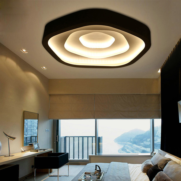 2019 Led Wedding Room Master Bedroom Light Simple Modern Warm And Romantic  Creative Room Ceiling Lighting Nordic Living Room Led Ceiling Lamps From ...