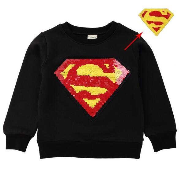 Супермен черный