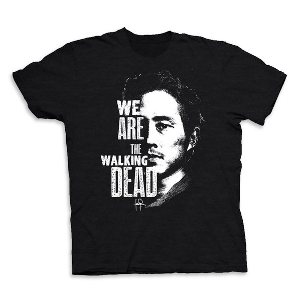 Camiseta The TWD Graphic para hombre de The Walking Dead Glenn Rhee