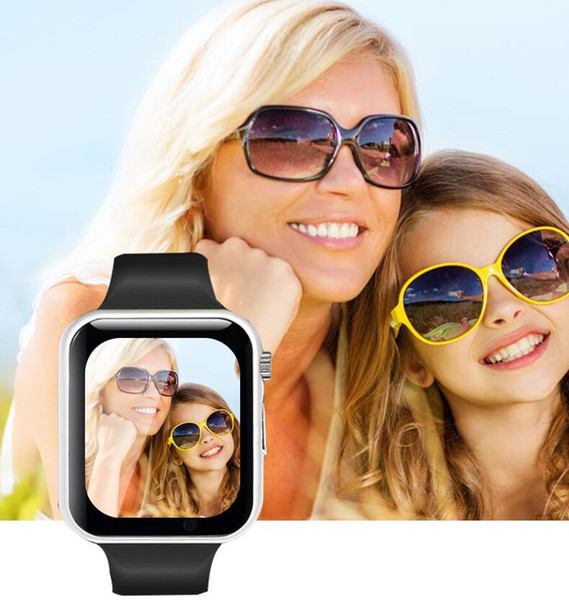 A1 Smartwatch Smart Watches Niedriger Preis Bluetooth Wearable Männer Frauen Smart Watch Mobile mit Kamera für Android Smartphone Smartwatch Camera
