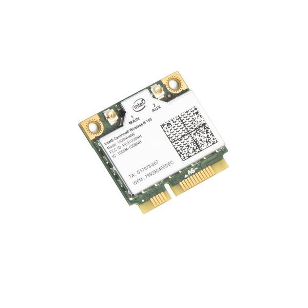 150Mbps Wifi Notebook Wlan PCIe Network Adapter For Intel Centrino Wireless-N 100 100BNHMW 802.11b/g/n 150M Half Mini PCI-E Card