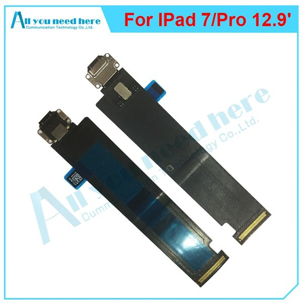 For IPad Pro 12.9 Inch(IPad 7)Charger Charging USB Dock Connector Port Flex Cable Ribbon Plug Repair Par(Wifi version)