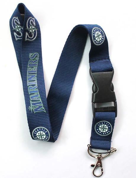 Livraison gratuite mouvement baseball lanière collier chaîne chaîne avec clip e-cigarette cou chaîne téléphone carte d'identité longe longes MI-16