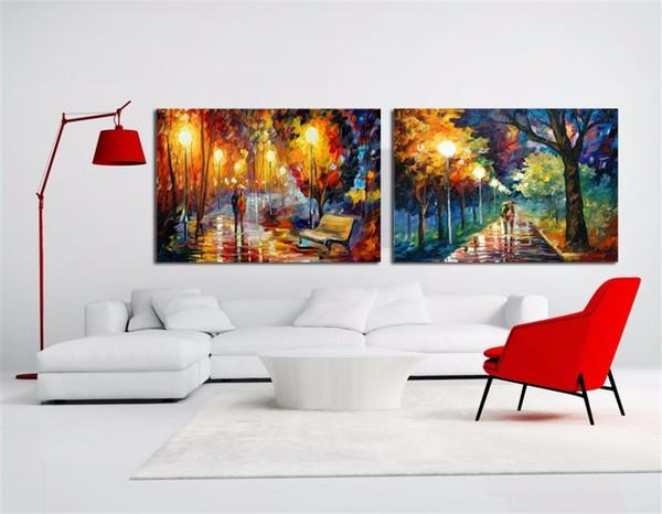 Acheter Art Mural Moderne Abstrait Peinture à L Huile Toile Affiches Peintures Salon Photos 2018 Factory Promotion Livraison Gratuite De 18 1 Du