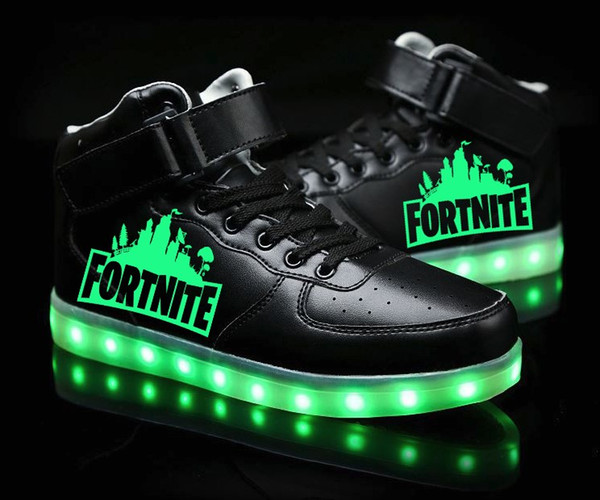 fortnite Shoes high Tops Sneakers