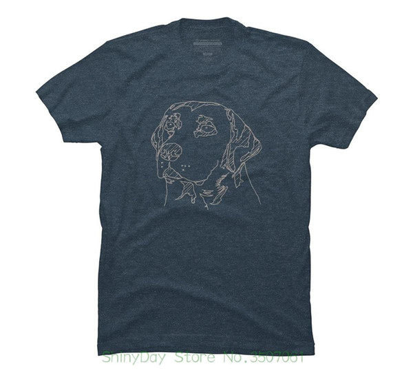 100% Cotton Short Sleeve O-neck Labrador Retriever Ii ( Dog Lovers Only ) Men's Graphic T Shirt