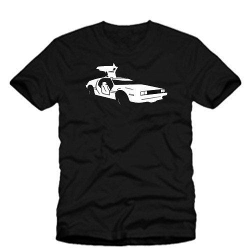 Delorean Retro Back To The Future Mcfly Men Womens Kids T Shirt Cool Casual Pride T Shirt Men Unisex Fashion Tshirt Free