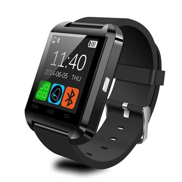 U8 Bluetooth Android Smart Watch Montre Connecter Turkish Products Smartwach UWatch For Samsung Huawei Xiaomi Smartphones