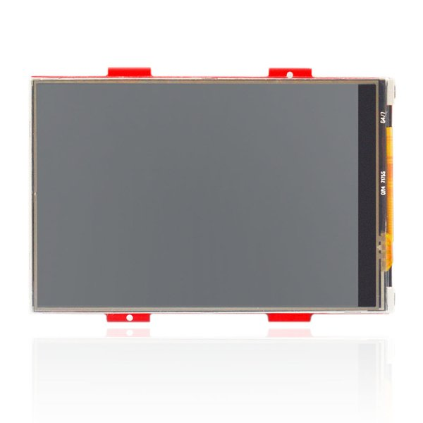 New! Keyes 3.5' TFT Touch Screen 320*480 Ultra HD LCD Display for Raspberry Pi