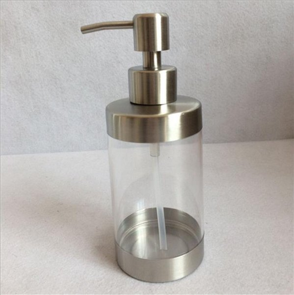 2019 350ML Cheaper Stainless Steel Liquid Soap Dispenser Kitchen Sink Soap  Box Chrome Soap Bottle From Ben2015, $19.35 | DHgate.Com
