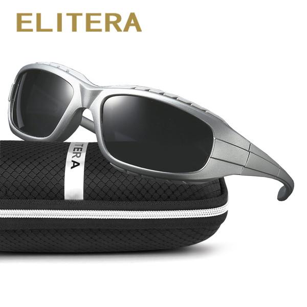 Оптовая Марка дизайн поляризованные солнцезащитные очки высокое качество  мужчины солнцезащитные очки вождения спорт мода путешествия очки UV400  мужские ... 8c6f705447e