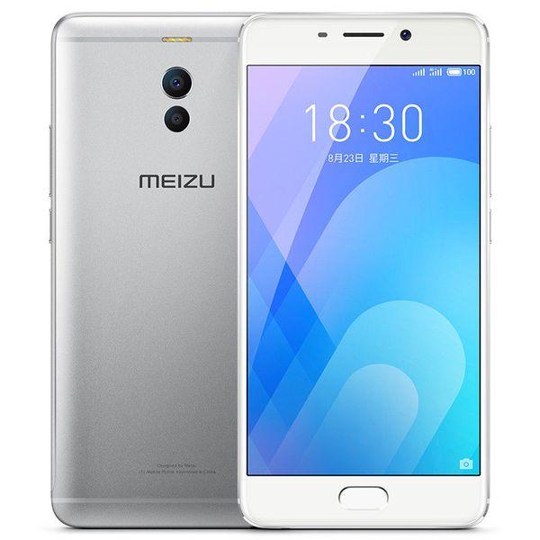 MEIZU M Note6 (اللون الفضي) الهاتف المحمول