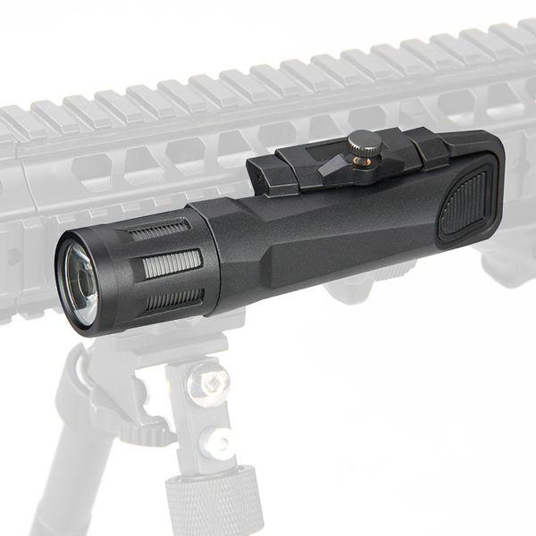 Nuovo Arrvial Tactical Flashlight SD-66 Tactical Light Black Tan Colore per la caccia di tiro libero CL15-0123