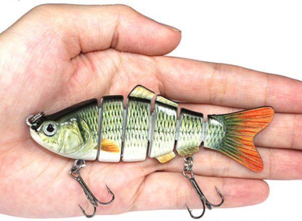 Fishing Lure 1PC 10cm 17g 0-1.5M Deep Depth Long Tongue Chubby Crank Bait Breathe Fish VMC Hook Lure