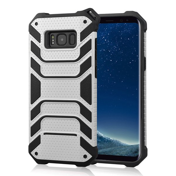Armor Hybrid for iphone 8 plus case Spiderman duty phone case 2 in 1 TPU+PC shockproof mobile case cover back shell