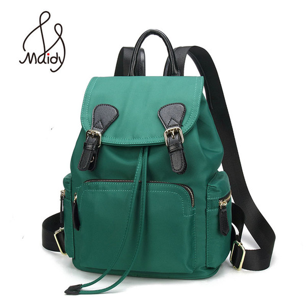 Madiy Small Ladies Girls Women Zaino impermeabile Oxford Sacchetti di scuola per il tempo libero Adolescenti Travel Hangbags Back Pack Purse