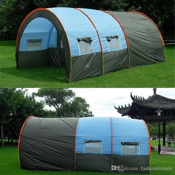 Outdoor 5-6-8-10 Persons Family C&ing Hiking Party Large Tents 1 & Outdoor 5 6 8 10 Persons Family Camping Hiking Party Large Tents 1 ...