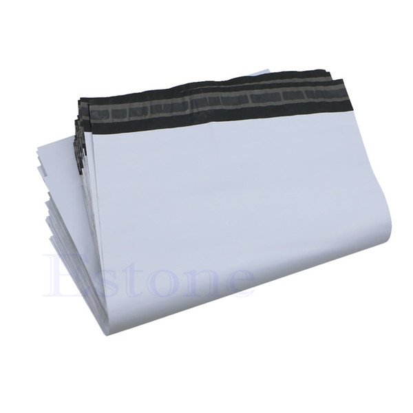 100Pcs 20*34cm/13*30cm/25*34cm Poly Mailer Plastic Shipping Mailing Bags Envelope Polybag New