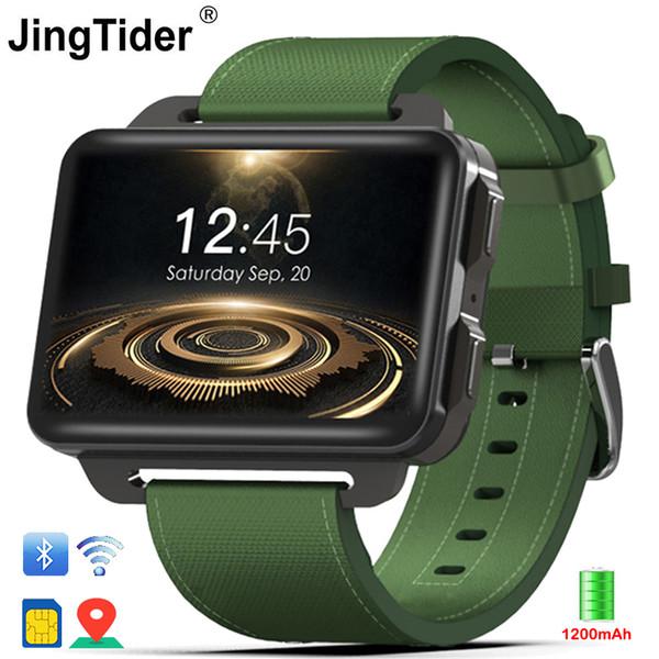 "2.2"" IPS Big Screen DM99 Android 5.1 Smart Watch 16GB Rom 1GB Ram 1200mAh Battery 3G WCDMA MTK6580 Quad Core Wristwatch Wifi GPS"
