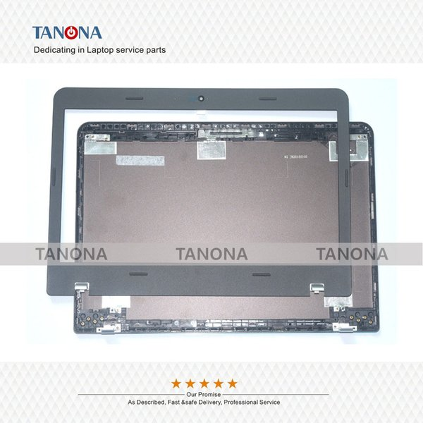 2019 Original New For Lenovo ThinkPad Edge E450 E450C Top Lcd Back Cover  Rear Lid ALU+ Front Bezel 00HN653 01AW169 AP0TR001600 From Computerpc,  $67 03