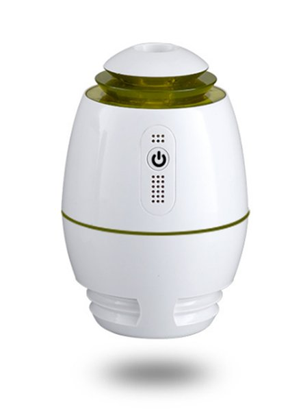 Portable Mini Vehicle Household USB Hummidifier, Essential Oil Diffuser Aroma Humidifier 10 Hours Continuous Mist, for Home, Bedroom, Yoga
