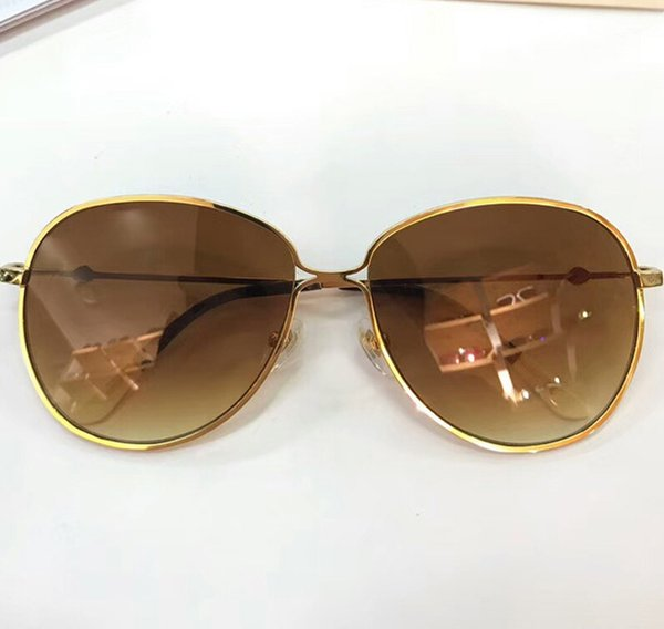 Unisex Luxus Sonnenbrille 2019 Top Qualität Sonnenbrille Mit Box UV Schutz Elegante Metallrahmen Marke Designer Brillen Piolot Sonnenbrille Driv
