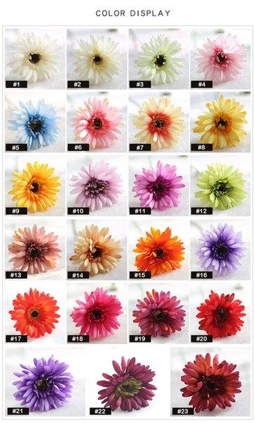 23 Colors For Choosing