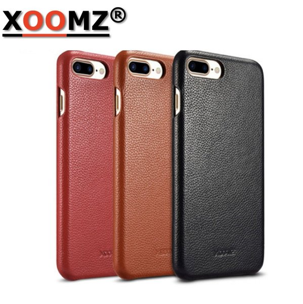 new arrival ca712 fed9e For Cover IPhone 7 Cases Coque Flip Case Anti Knock For Funda IPhone 7 Plus  Case Luxury Genuine Leather Phone Cases Accessories Fashion Wholesale Cell  ...
