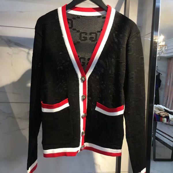 Compre Suéter De La Mujer Tops 2018 Otoño E Invierno Nuevo Patrón ...