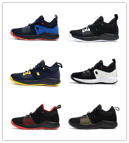 38471f7950a4 2018 New Paul George PG 2 II Basketball Shoes High Quality PG 2 PlayStation  Low Cut Trainer Sport Sneaker Cheap Shoes 4e Basketball Shoes From  Fernando 09