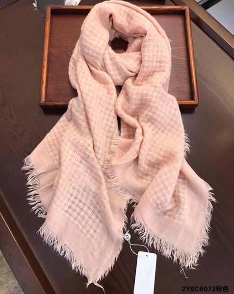 Top sell Winter Luxury Cashmere Scarf Pashmina For Women Brand Designer Men warm Plaid Shawl Fashion imitate Cashmere Wool Scarves 190x70cm