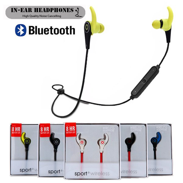Bluetooth Headphones G10 Sports In Ear Wireless Earbuds Gym Running Bluetooth Earphones with Mic Stereo Sweatproof Noise Cancelling Headsets