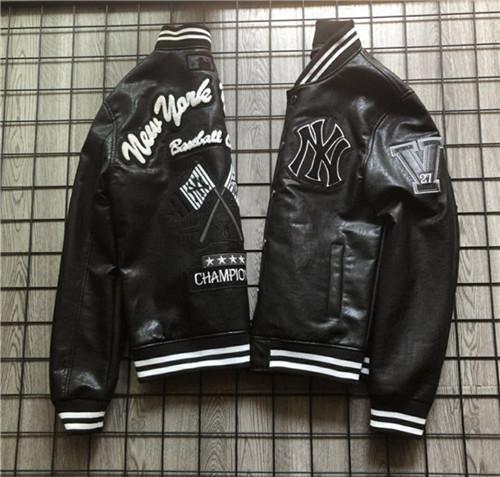 Bordada York New Hoodie Chaqueta Compre Yankees MLB NY Lovers p8qwnz