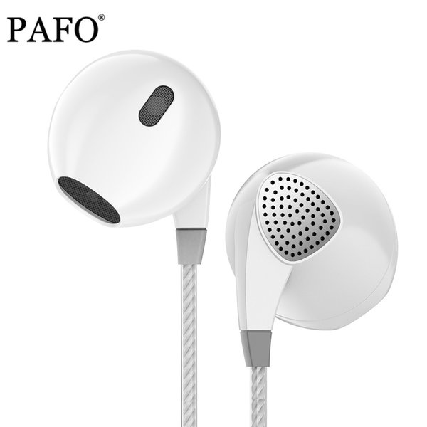 Popular PD1 Earphone Headphones 3.5mm Hifi Noise Canceling Stereo Bass Headset with Microphone for mobile phones Music ear phone