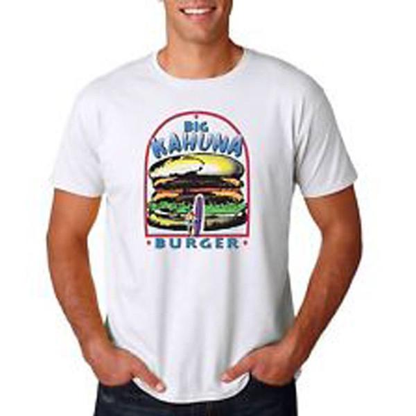 Büyük Kahuna Burger T-Shirt-Pulp Fiction Rezervuar Köpekler Parodi Komik Tee komik% 100% Pamuklu t shirt harajuku Yaz 2018 tshirt