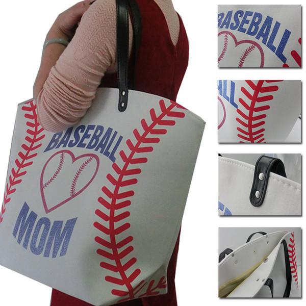 Venta caliente en la bolsa de asas del softball de la lona de los EEUU hecha en la fábrica de China