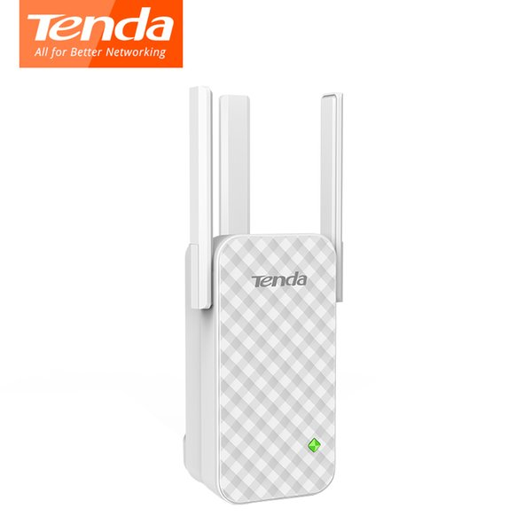 Tenda A12 300Mbps Wireless WIFI  Range Extender  3 Antenna Full house cover High compatible with router