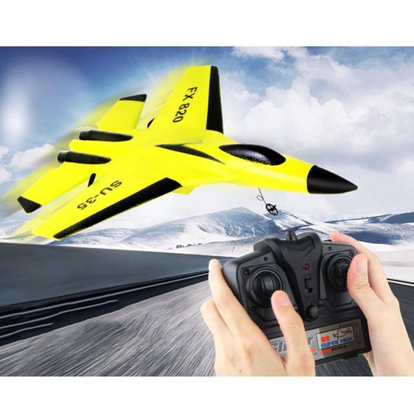 Cool RC Plane EPP Foam RC Fight Ala fissa FX-820 2.4G Aereo aliante per aerei per bambini