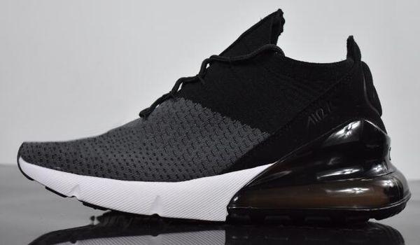 2018 27C coussin d'air de surface tressé chaussures de course, les femmes et les hommes d'escompte