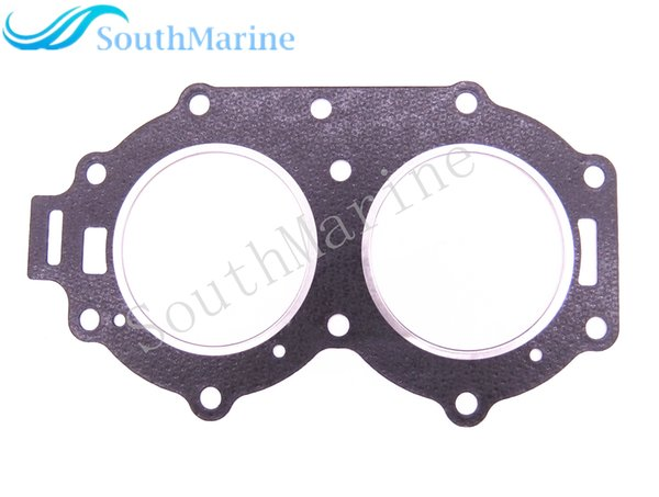 2019 Boat Motor 61N 11181 A1 Cylinder Head Gasket For Yamaha 2 Stroke 25HP  30HP Outboard Engine From Southmarine, $14 7 | DHgate Com