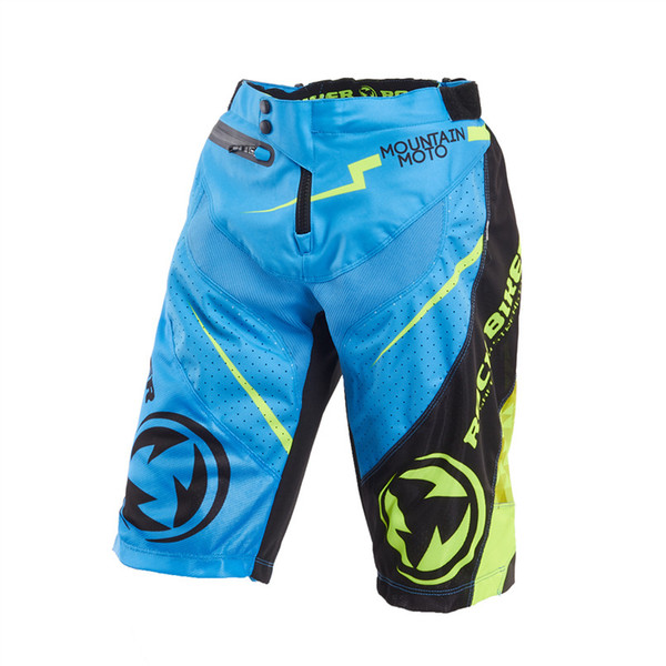 Motorbike Moisture wicking 7 Colors Classic Design Motocross Racer Short Summer Off-Road Racing MTB Dirt Bike Moto BMX pants